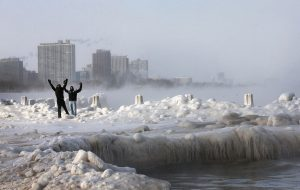 23 Jaw Dropping Images Of America Under Polar Vortex