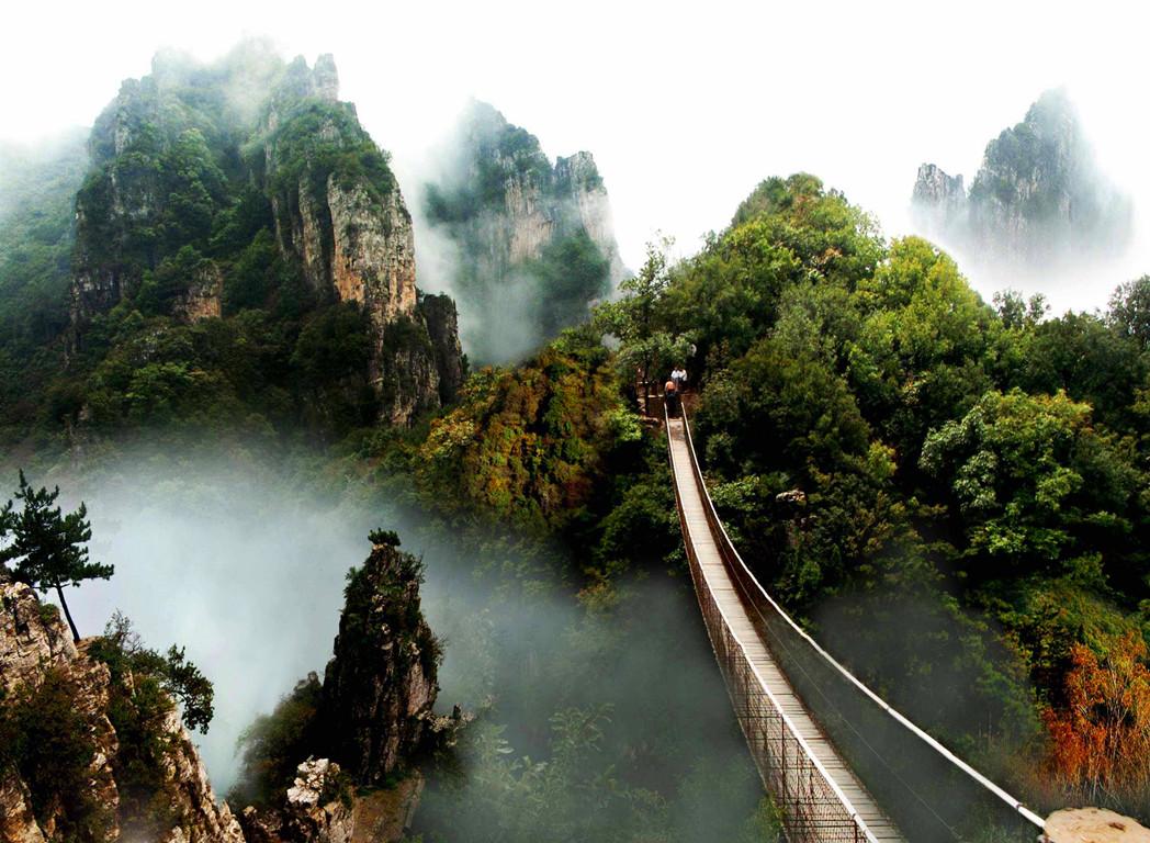 Mount-Lushan