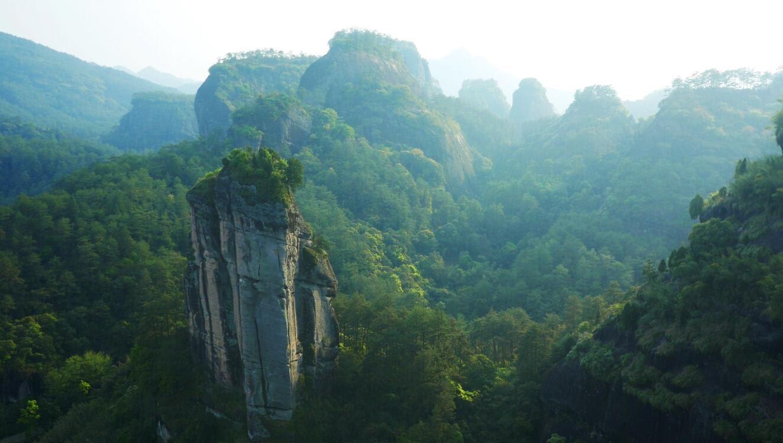 Mount-Wuyi-Fujian