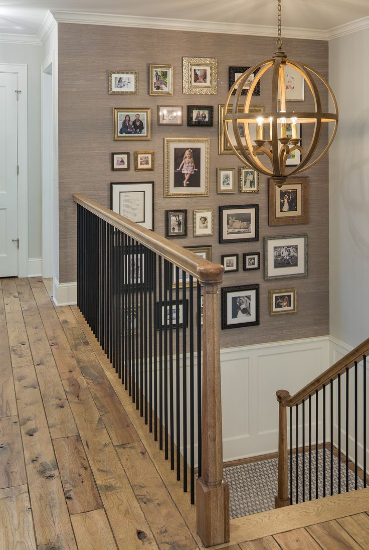 Useful Picture Wall Ideas for Stairs 5