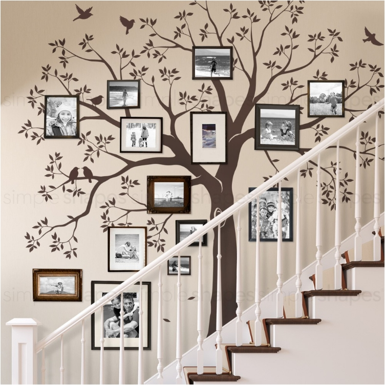Best Picture Wall Ideas for Stairs 3