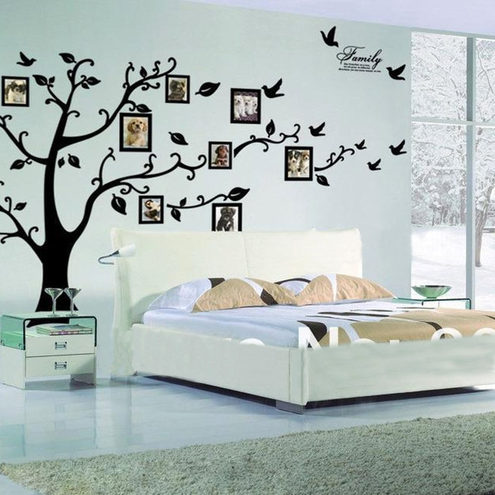 picture-wall-ideas-for-bedroom