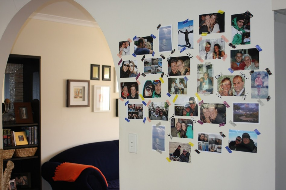 picture-wall-ideas-without-frames