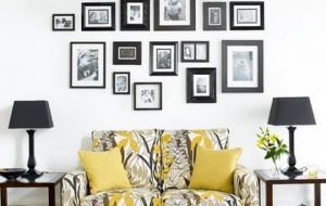 24+ Creative Gallery Wall Ideas for 2017
