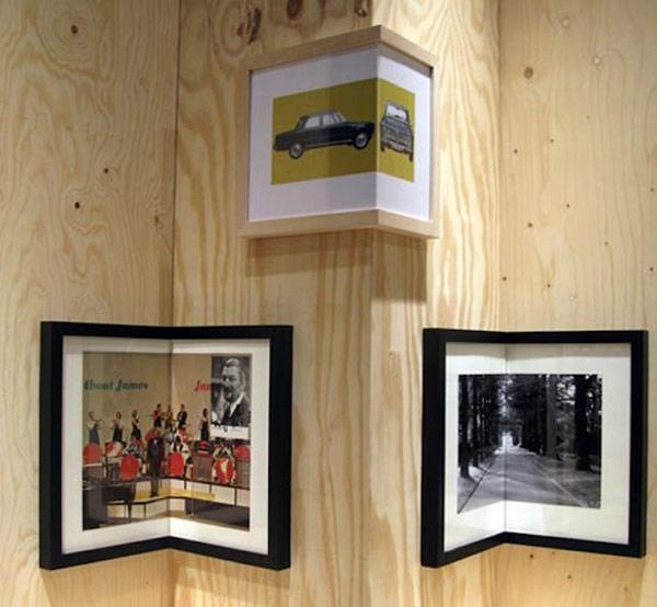 Photo Wall Display Idea #62