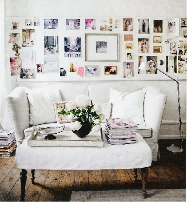 Picture Wall Idea #18