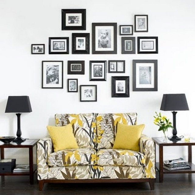 Picture Wall Idea 24
