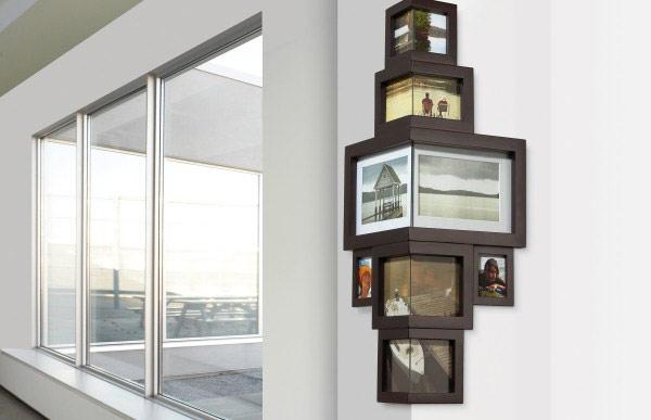 Photo Wall Display Idea #71