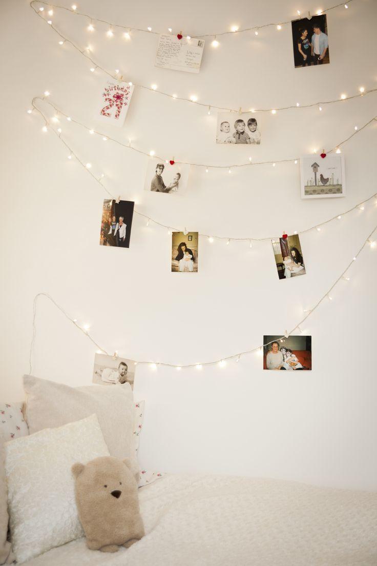 Photo Wall Display Idea #85