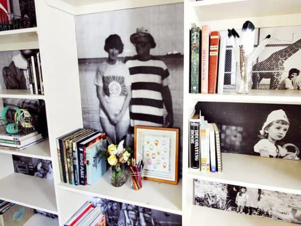 Photo Wall Display Idea #95