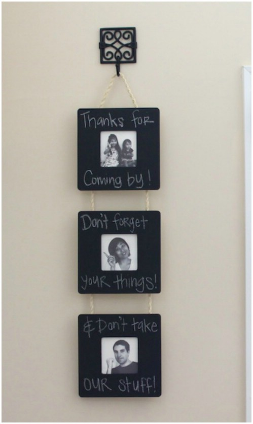 Picture Wall Idea #5
