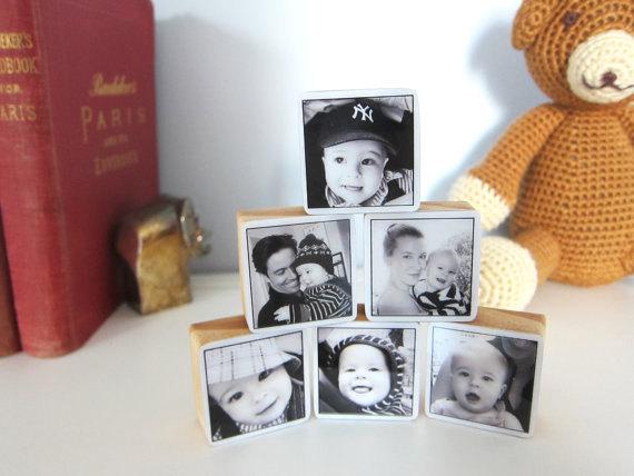Photo Wall Display Idea #96