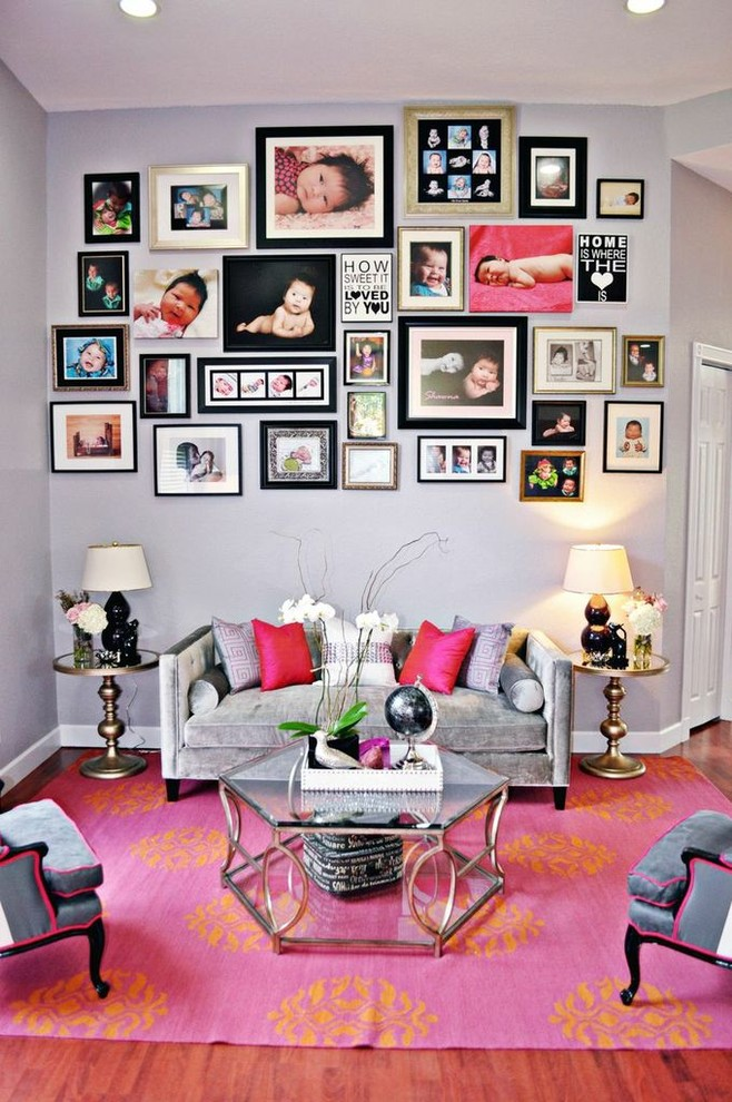 Picture Wall Idea 59