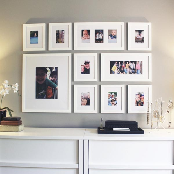 Cool Picture Wall Ideas 82 Picbackman