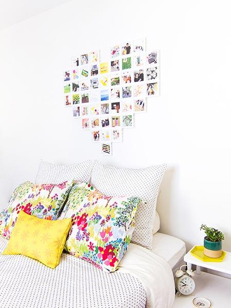 Photo Wall Display Idea #32