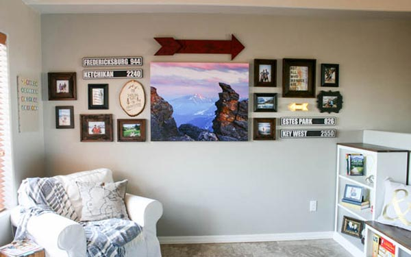 Picture Wall Idea 89