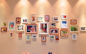 35 Creative DIY Photo Display Wall Art Ideas
