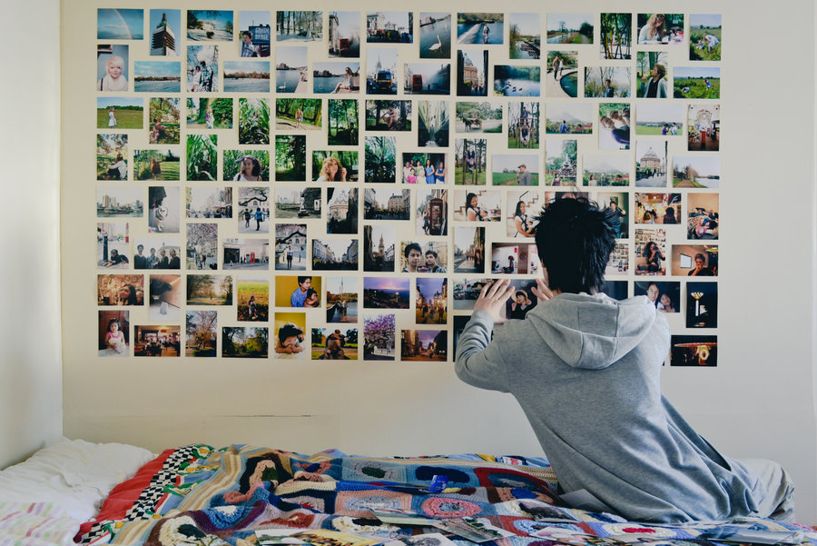 DIY-Photo-Display-Wall-Art-Ideas-48