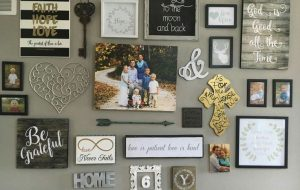 35 Cool Photo Wall Ideas To Display Family Photos On Your Walls