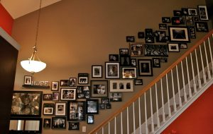 90+ Cool Picture Wall Ideas & Photos for 2017