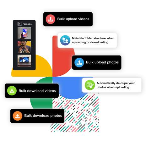 The fastest way to download photos & videos from Google Photos