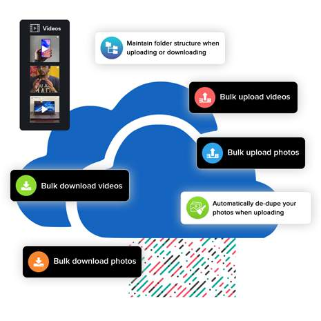 The fastest way to download photos & videos from OneDrive