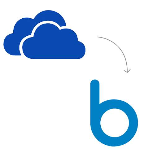 Transfer from OneDrive to Box