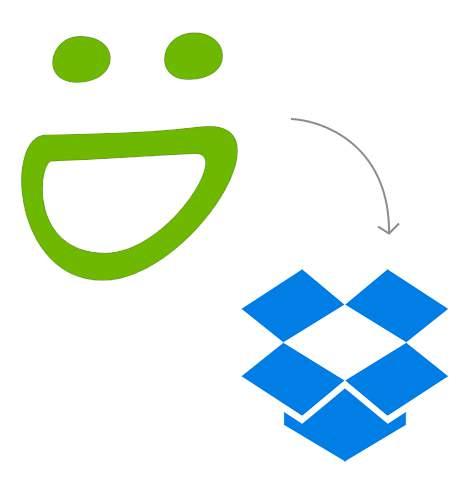 Transfer from SmugMug to Dropbox