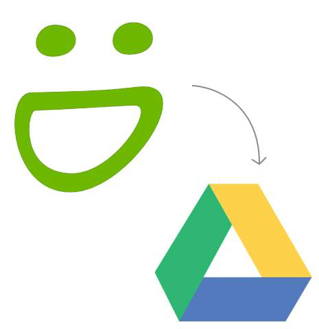 Transfer from SmugMug to Google Drive