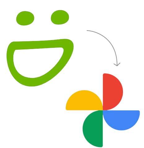 Transfer from SmugMug to Google Photos