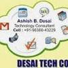 Ashish Desai testimonial